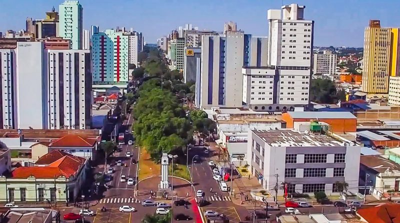 Campo Grande (Photo: Cândido Fonseca)